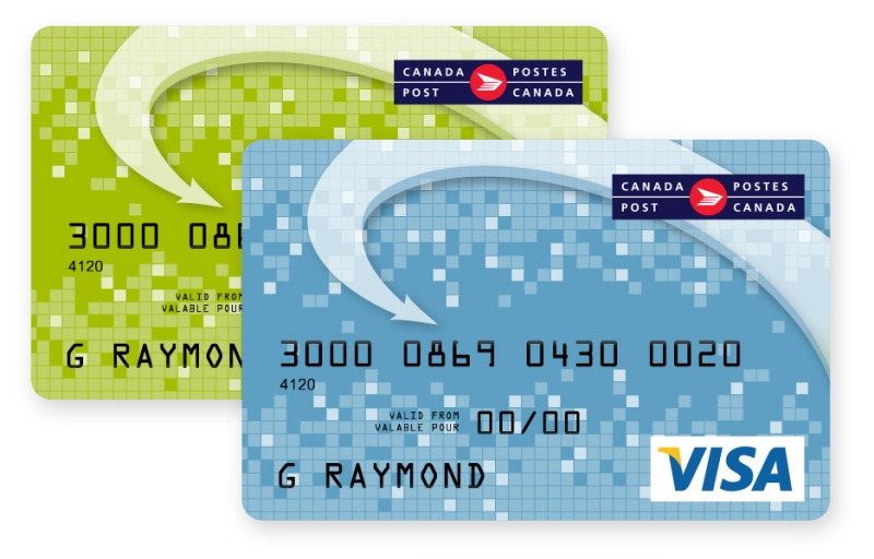 Achats en Ligne - Visa MasterCard Prépayée