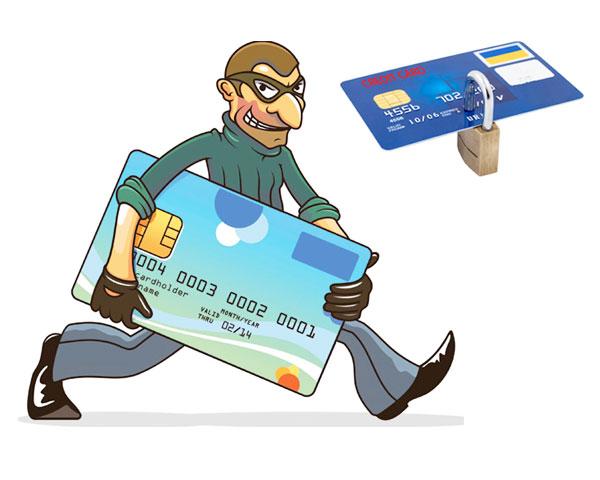 Achats en ligne - Vol de carte