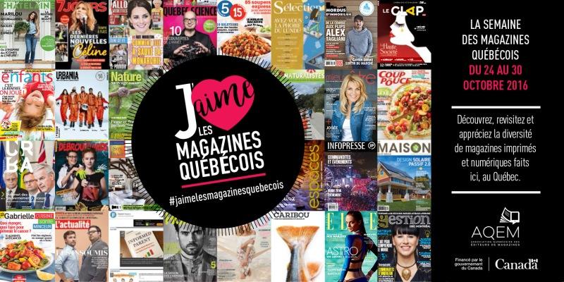 Achatsenligne.ca - Concours magazines