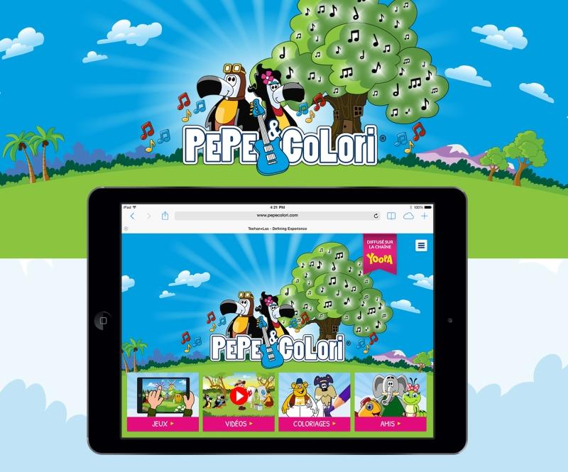 Achats en ligne - Pepe&Colori